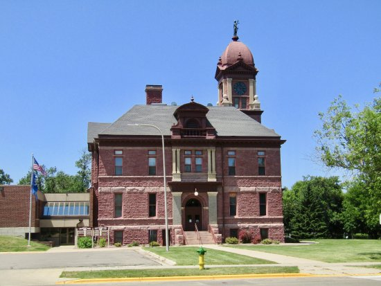 Pipestone, MN: Courthouse