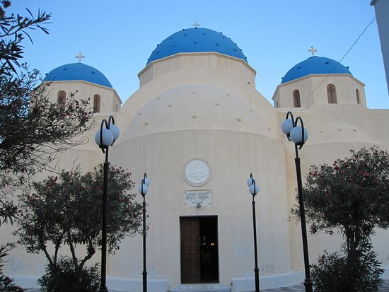 Church of TImios Stavros