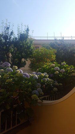 Grand Hotel Parco Del Sole: We asked for a room with a terrace which was lovely.