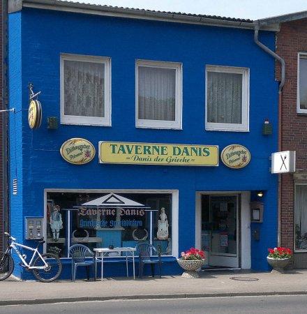 Taverne Danis in Sankt Michaelisdonn
