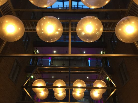 Premier Inn London Kings Cross Hotel: Premier Inn London Kings Cross July 2017