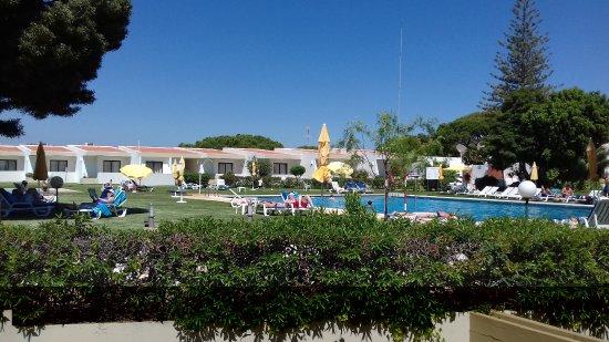 Hotel Apartamentos do Golf: View from apartment