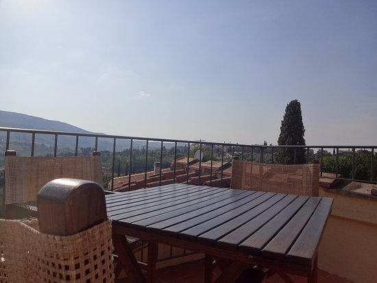 Locanda Viani: Private roof top terrace