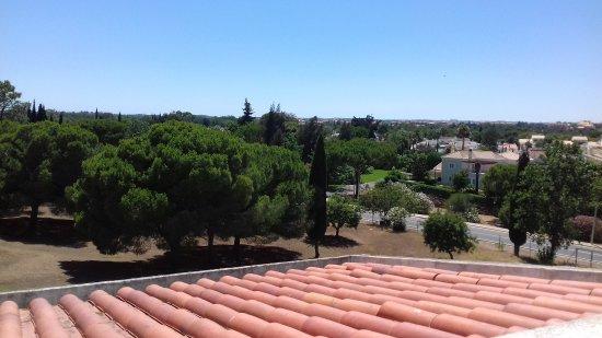 Hotel Apartamentos do Golf: View from balcony