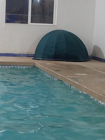 Monticello, UT: Pool or Storage Area?