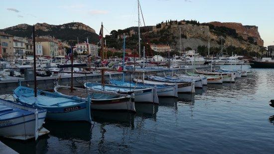 Hotel Le Golfe: Detalle del puerto.