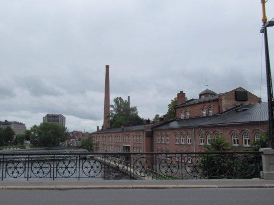 Finlaysonin Tehdasalue: Industrial Complex