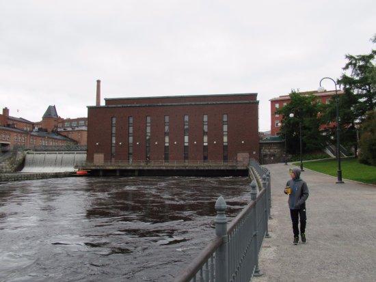 Finlaysonin Tehdasalue: Power Plant