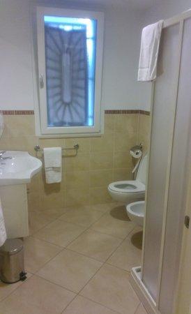 Residenza Le Dune: il bagno