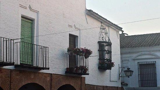 Zafra, Spanien: Casa en la Plaza Chica