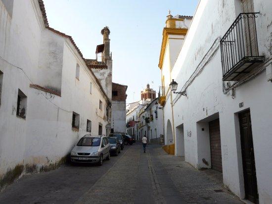 Zafra, Spanien: Calle