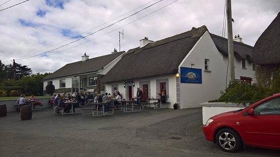 Kilcolgan, Ireland: The Retaurant