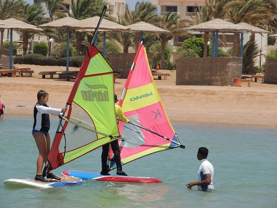 High Surf & Kite school
