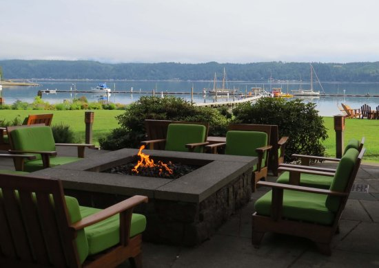Union, WA: Alderbrook Resort & Spa