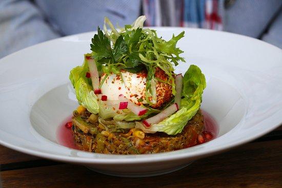 Preiswerte Sommerküche : Frische sommerküche burrata bild von restaurant spoerl fabrik