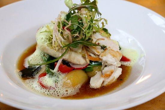 Leichte Sommerküche : Frische sommerküche burrata bild von restaurant spoerl fabrik