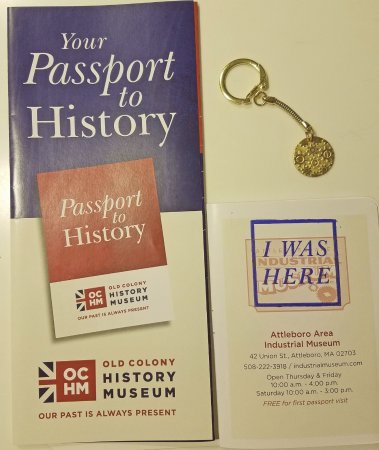Attleboro, MA: Assembly your own key chain momento when visiting the museum.
