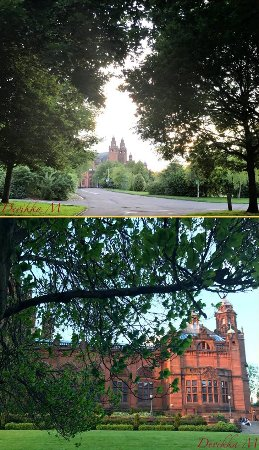 Kelvingrove Park: Great place for a wander.