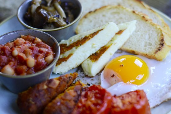 PubLove at The Green Man: English Breakfast
