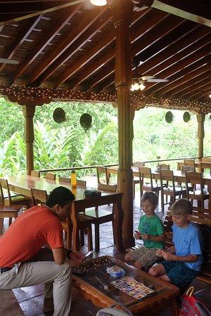 Ian Anderson's Caves Branch Jungle Lodge Foto
