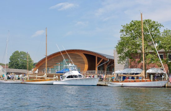 Sailing school - Picture of Mystic Boat Adventures, Mystic - TripAdvisor