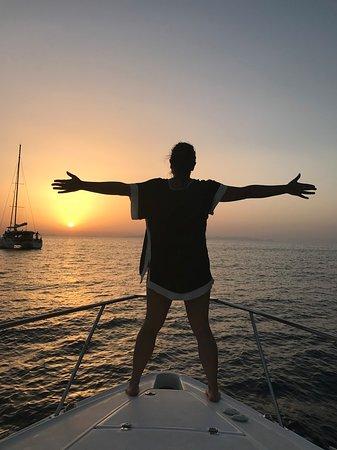 Alex Private Boat Rental: Sunset