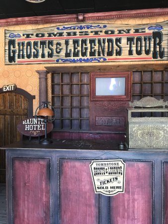 Tombstone Ghosts & Legends Tour