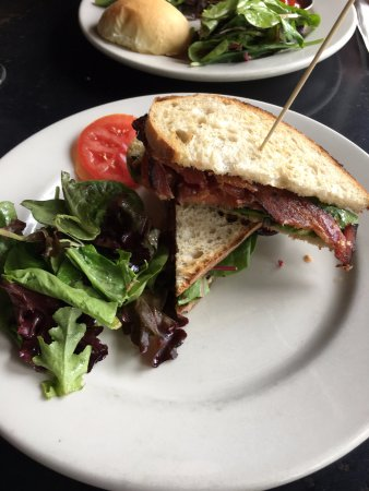 Blue Spoon: BLT with rosemary mayo!