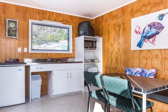 Turangi, New Zealand: Deluxe Cabin