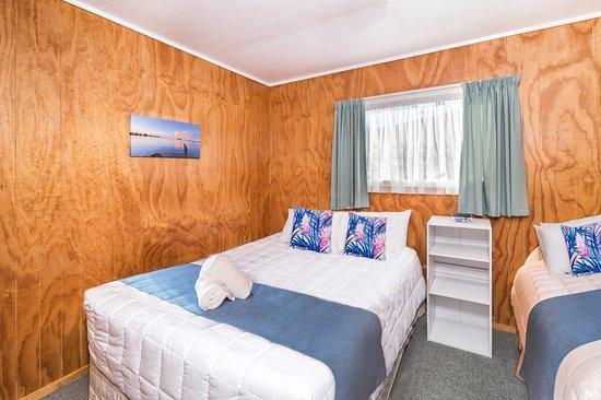 Turangi, Nowa Zelandia: Deluxe Cabin