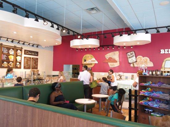 Glastonbury, CT: Ice cream shop