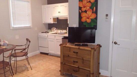 Douglas House: Cocina completa
