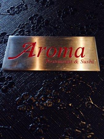 Aroma restaurant sushi cincinnati omd men om for Aroma japanese cuisine