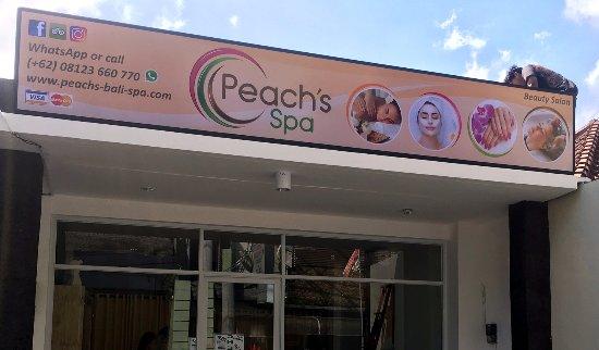 Peach's Spa