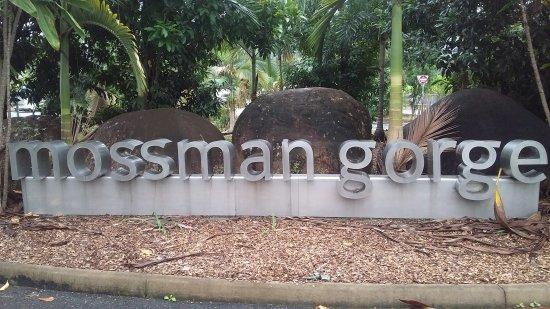 Daintree Region, Australia: Mossman Gorge Centre