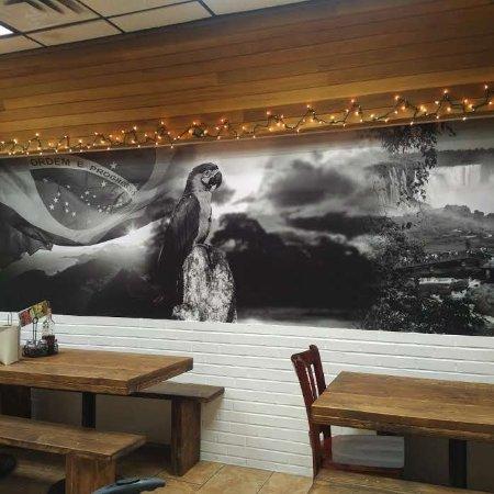 Woodside, NY: Dining area