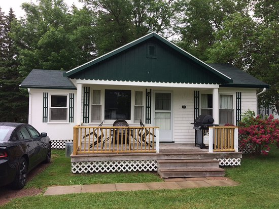 Lakeview Lodge & Cottages: Cottage 2 bedroom