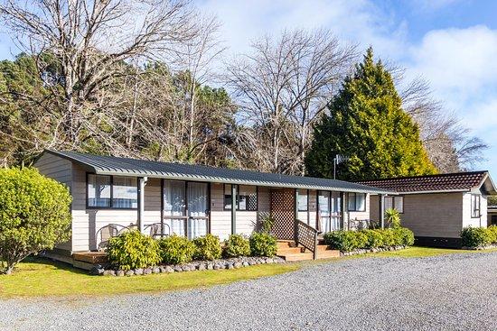 Turangi, Nowa Zelandia: Self Contained Units