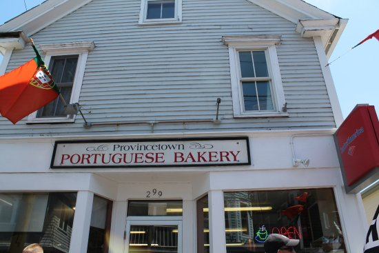 Provincetown Portuguese Bakery: Look for this sign for the best Provincetown has to offer!