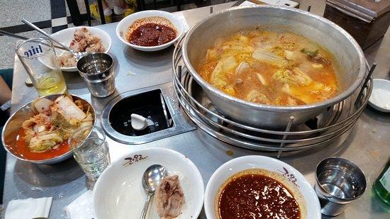 韓国 水炊き