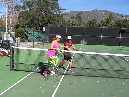 Ojai, CA: Tennis Instruction by Stacy, World Ranking #18