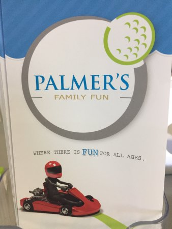 Waterloo, IA: Palmer's Family Fun