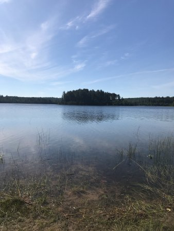 Kingston Lake State Forest Campground