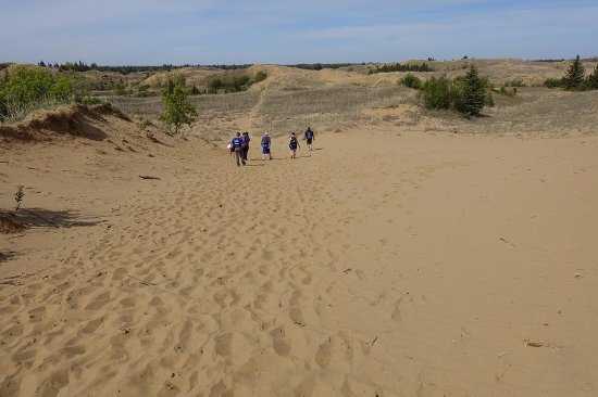 Carberry, Canadá: Spirit Sands