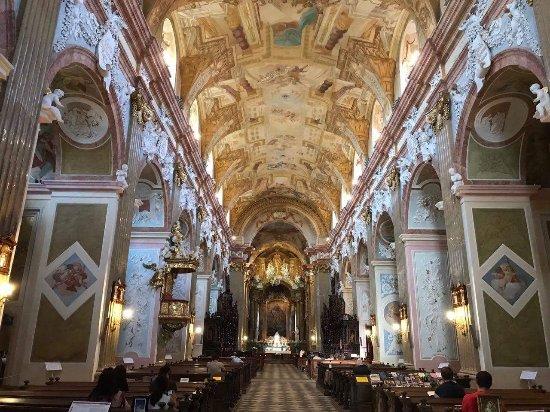 Velehrad, Česká republika: The inner sanctum