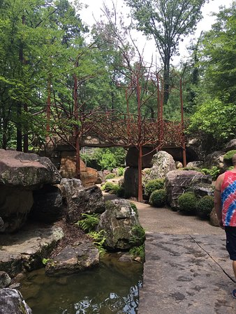 Garvan Woodland Gardens Hot Springs Ar Why Go Tripadvisor