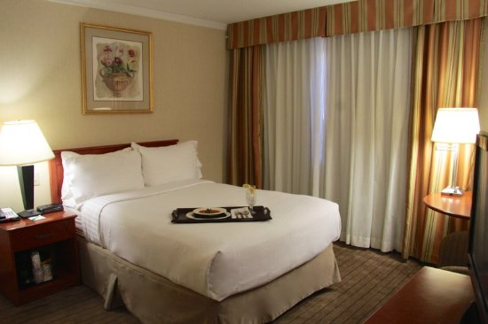 Holiday Inn Calgary - Macleod Trail South: Double Bed Accessible Guest Room