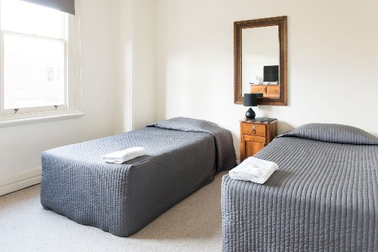 The Mercantile Hotel: Standard Twin room