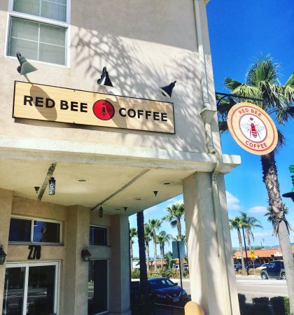 Grover Beach, Kalifornien: Red Bee Coffee