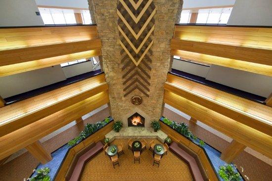 Radisson Hotel & Conference Center Green Bay : Lobby